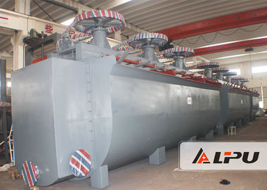 Large Capacity Mineral flotation separator machine / flotation Ore Processing Equipment